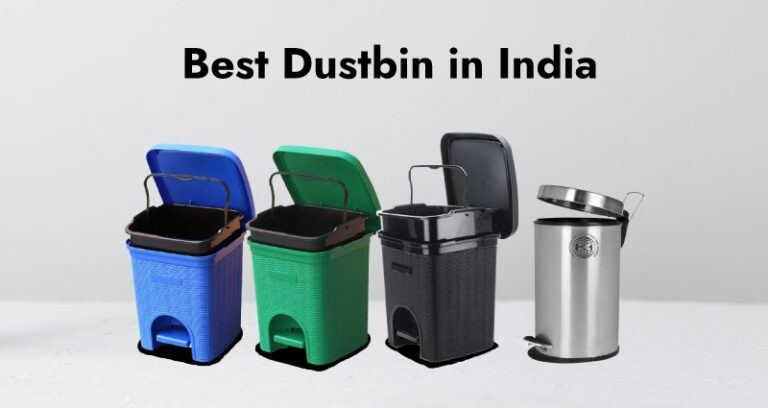 Best Dustbin in India