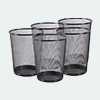 Goodwill Tech Recycling Dustbins Metal Mesh