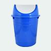 Kuber Industries Medium Size Swing Lid Dustbin