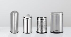 Best Stainless Steel Dustbin